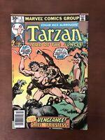 Tarzan #5 (1977) 9.2 NM Marvel Key Issue Bronze Age Comic Book Newsstand
