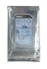 """Dell 6TB 7.2K SAS 12Gbps 3.5"""" Drive for PowerEdge T330 T430 T630 R730 R730xd"""