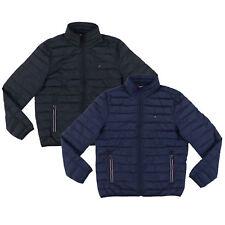 Tommy Hilfiger Mens Puffer Jacket Full Zip Outerwear...