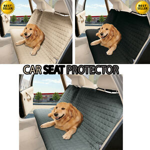 Dog Car Seat Protector  SUV Car Cover Waterproof Cat Dog Pets Travel Protectors