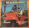 "DIE BLUE DIAMONDS: Ramona / Liebe mich! (All Of Me) Single Vinyl 7"" fontana"