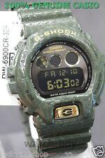 DW-6900CR-3D Green 200m Genuine New Casio G-Shock Watch street fashion lovers