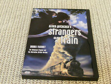 Strangers on a Train (Dvd, 1997) Directed By Alfred Hitchcock 1951.