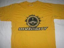 """Diversidad """"Sueño, creer, lograr"""" Tour de T-Shirt Top Nuevo Amarillo Pequeño"""