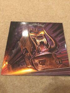 Motorhead - Orgasmatron - Vinyl Record LP