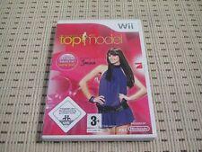 Germany 's Next Top Model 2009 para Nintendo Wii y Wii U * embalaje original *