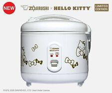Hello Kitty Zojirushi Automatic Rice Cooker & Warmer, 1.0-Liter, 5.5 cups WHITE
