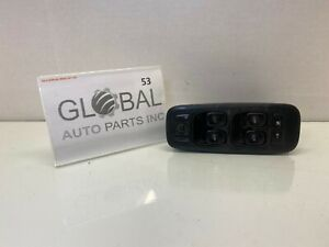 2001-2009 VOLVO S60 FRONT LEFT DRIVER SIDE MASTER WINDOW CONTROL SWITCH OEM