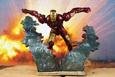 Tortenfigur Marvel Figur Figurine Superhero Avengers Iron Man Mark 3 K1128_A