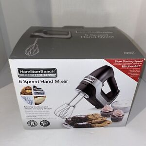 Hamilton Beach 62651 Professional 5-Speed Hand Mixer New