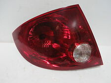 CHEVY CHEVROLET COBALT 4 DOOR SEDAN 05-10 2005-2010 TAIL LIGHT DRIVER LEFT
