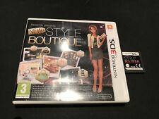 New Style Boutique Nintendo 3DS DS PAL ESPAÑOL