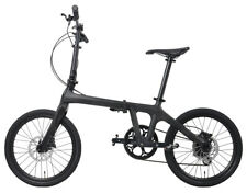 """Full Carbon Folding Bike Frame Fork Seatpost Wheelset Handlebar Disc brake 20"""""""