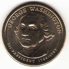 US. 2007-D. George Washington. 1st President (1789-96) UNC