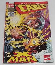 Marvel Top # 3 [Cable vs. X-Man] VF Marvel France 1997