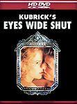 New sealed Eyes Wide Shut French France Import (Hd Dvd, 2008) Stanley Kubrick