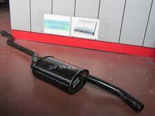 MARMITTA CENTRALE SCARICO MERCEDES BENZ W123 S123 BENZ 200D 220D 240D 300D TD