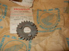 NOS Honda Gear 23T MR50 XR100 XL100 XR80 23481-115-010