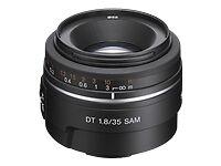 Sony SAL 35mm f/1.8 SAM Lens