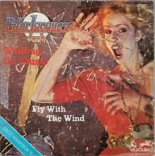 """45 TOURS / 7"""" """"DISCO""""--PETER JACQUES BAND--WALKING ON MUSIC / FLY WITH THE WIND"""