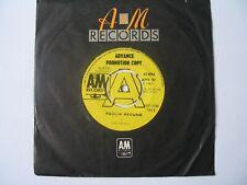 "Chris Montez - Foolin' Around. Promo Demo 7"" Vinyl Single."