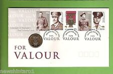 2000  PNC STAMPED ENVELOPE -  VICTORIA CROSS CENTENARY