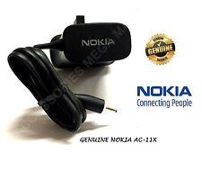 Genuine Nokia Mains Muro 3 pin spina della batteria ac-11x per NOKIA n96, x3, x6 16gb