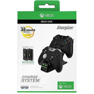 Microsoft Licensed Energizer 2X Charging System for Xbox One - Xbox One - BRAND