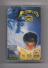 The MACKADELICS - Exposed to the game SEALED rare 1996 Cassette B-Low