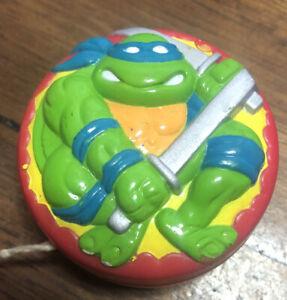 Vintage 1980s Teenage Mutant Ninja Turtles TMNT YoYo Leonardo Yos