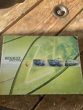Manuel Notice D Utilisation Renault Megane