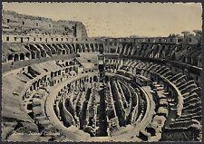 AA4257 Roma - Città - Interno del Colosseo - Cartolina postale - Postcard