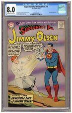 Superman's Pal Jimmy Olsen 40 (CGC 8.0) Supergirl; Curt Swan; DC Comics; 1959