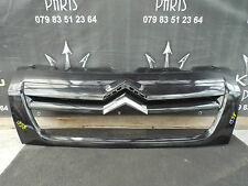 CITROEN JUMPER RELAY MK2 2006-2014 FRONT GRILLE GENUINE BLACK (1558) 1308069070