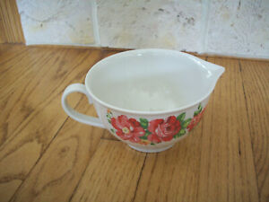 Pioneer Woman 2 cup Pitcher/ Measuring Cup Floral Design Melamine
