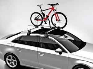 Audi Aluminum Bike Rack - FITS ALL MODELS - Genuine OEM Accessory - 80A071128