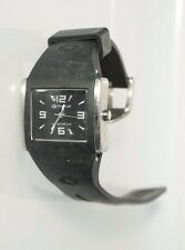 Freestyle F299 Women's Watch Shark Black Rubber Strap Black Analog Dial