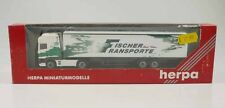 Herpa 144452 DAF pêcheurs Transports semi-remorque SZ CAMION 1:87 NEUF dans sa boîte 9916-83-90