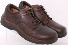 New listing Red Wing 6704 Stitchmax Pebbled Leather Steel Toe Sd Oxford Shoes Men's Us 10D