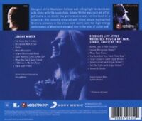 JOHNNY WINTER - THE WOODSTOCK EXPERIENCE   2 CD NEW