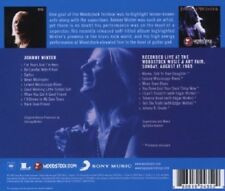 JOHNNY WINTER - THE WOODSTOCK EXPERIENCE   2 CD NEUF