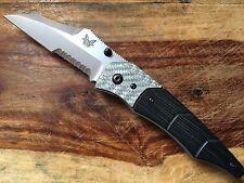 """Benchmade 425S Snody Gravitator Liner Lock Knife G-10 (3.5"""" Satin)"""