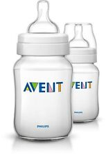 AVENT CLASSIC FEEDING BOTTLE 125ML 2 PACK