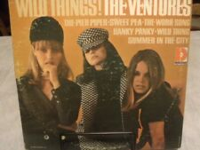 "1966 Vinyl Album ""The Ventures"" Wild Things"