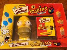 The Simpsons Rubik's Puzzle, Homer Simpson MIP 2001