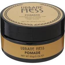 Urbane Mess Men Hair Styling Wax Pomade Medium Hold High Shine 85g
