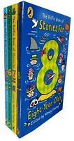 Wendy Cooling Collection Puffin Book of Stories for Five-year-olds 4 Books Set