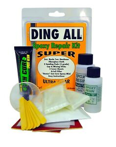 Ding All Super Epoxy Large Size Surfboard Repair Kit (New)