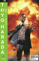 Life And Death Of Toyo Harada Comic 1 Cover A Mico Suayan 2019 Joshua Dysart