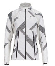 Zoot Women's Wind Swell Jacket - White/Pipeline - Extra Large